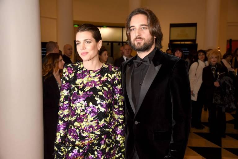 Charlotte Casiraghi und ihr Lebensgefährte Dimitri Rassam widersprechen offiziell den Trennungsgerüchten.  ©imago/Starface