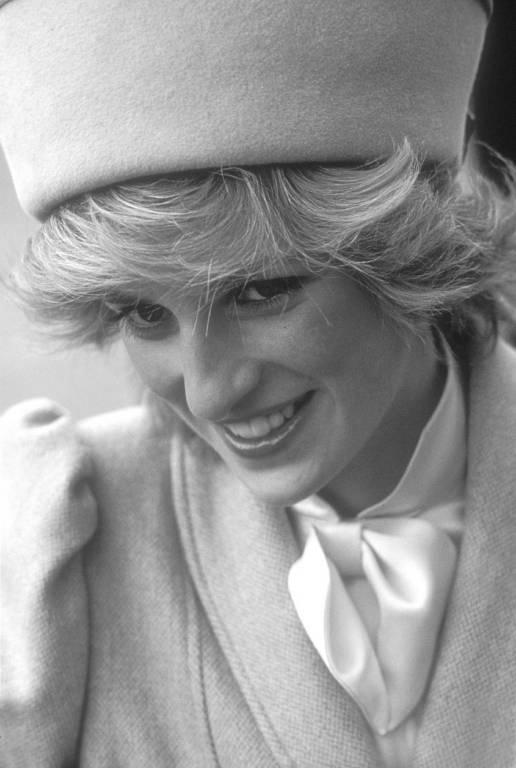 Prinzessin Diana (*1961-†1997 )  Foto: Imago