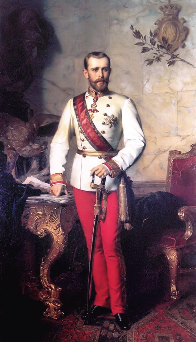 Spannender Zweiteiler über Das Leben von Kronprinz Rudolf (*1858-†1889), dem Sohn von Kaiserin Elisabeth.  ©Gemeinfrei