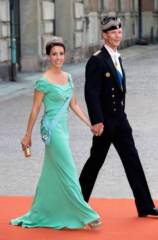 Prinzessin Marie und Prinz Joachim bekamen gemeinsam die Kinder Athena und Henrik. ©imago/PPE
