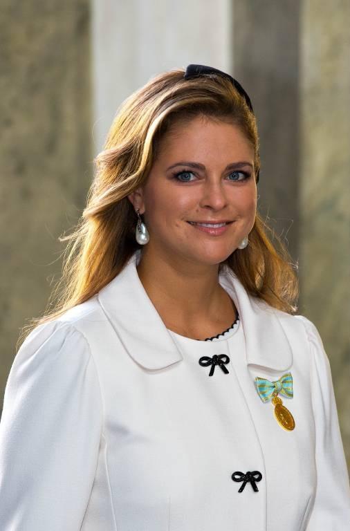 Prinzessin Madeleine war erst zum 75. Geburtstag ihrer Mutter und an Weihnachten in Schweden. Nun kehrt sie wieder zurück.  ©imago/PPE