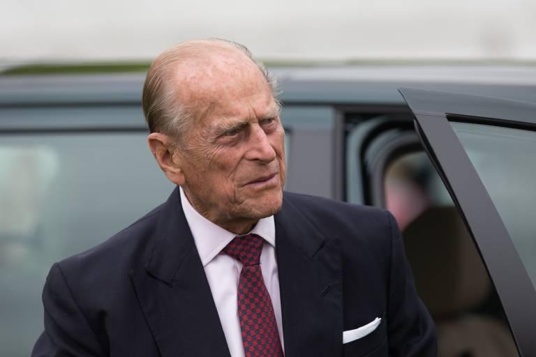 Prinz Philip gibt den Lappen ab – angeblich freiwillig.  ©imago/PRiME Media Images