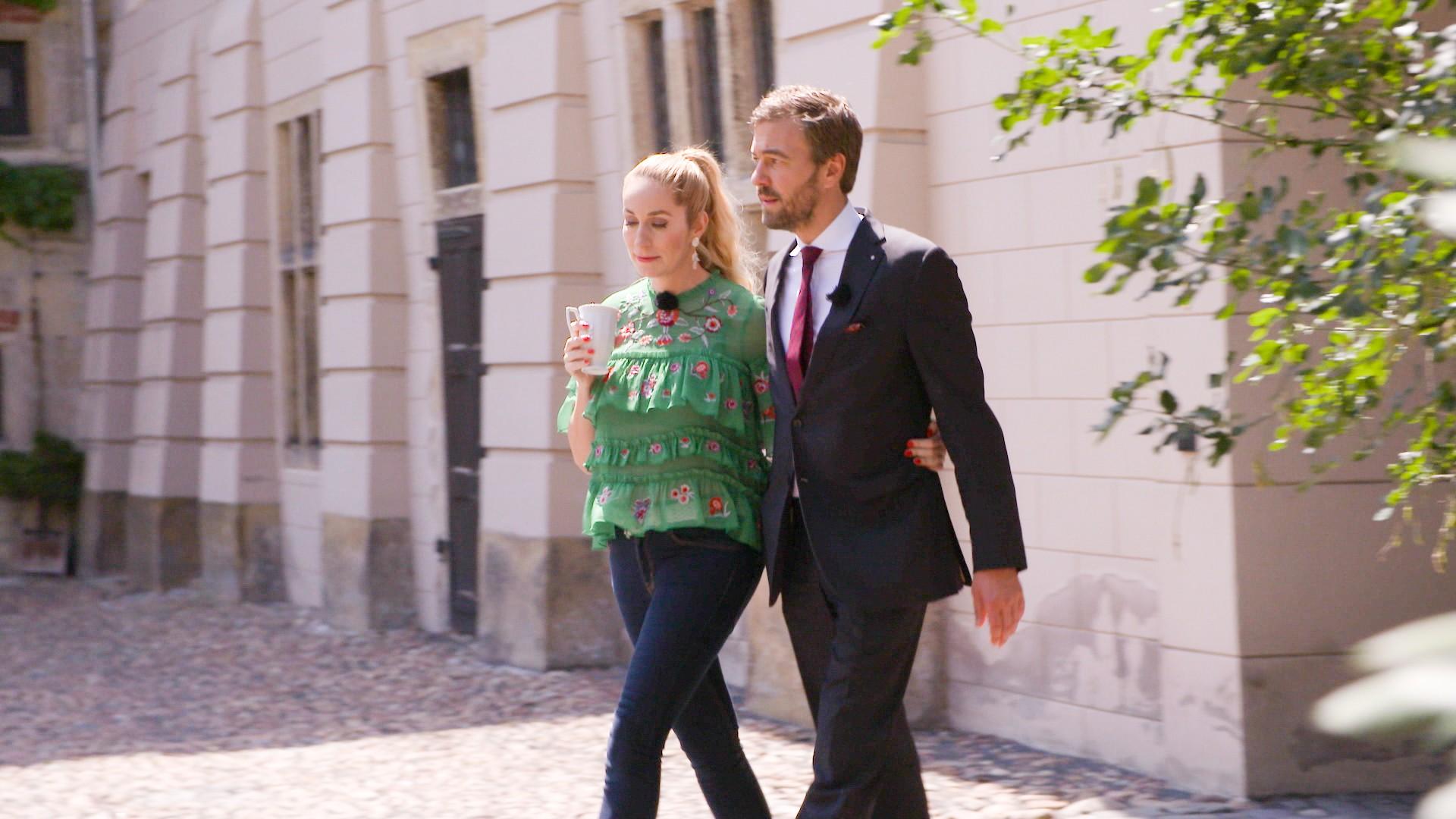 Fast wären Elna-Margret und Carl-Ferdinand getrennte Wege gegangen, doch sie kämpften um ihre Ehe. ©MG RTL D / Endemol Shine Germany