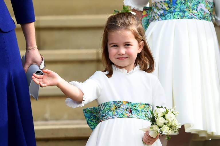 Prinzessin Charlotte liebt es zu tanzen und Tennis zu spielen – auch das kann sie an ihrer künftigen Schule tun.  ©imago