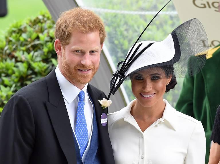 Prinz Harry und Herzogin Meghan werden zum ersten Mal Eltern. Doch welchen Namen wählen sie für ihr Kind?  ©imago/PA Images