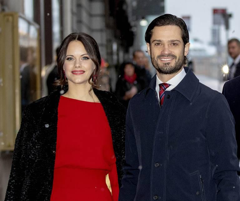 Ohne Ankündigung haben Prinzessin Sofia und Prinz Carl Philip ein Buch geschrieben. ©imago/PPE