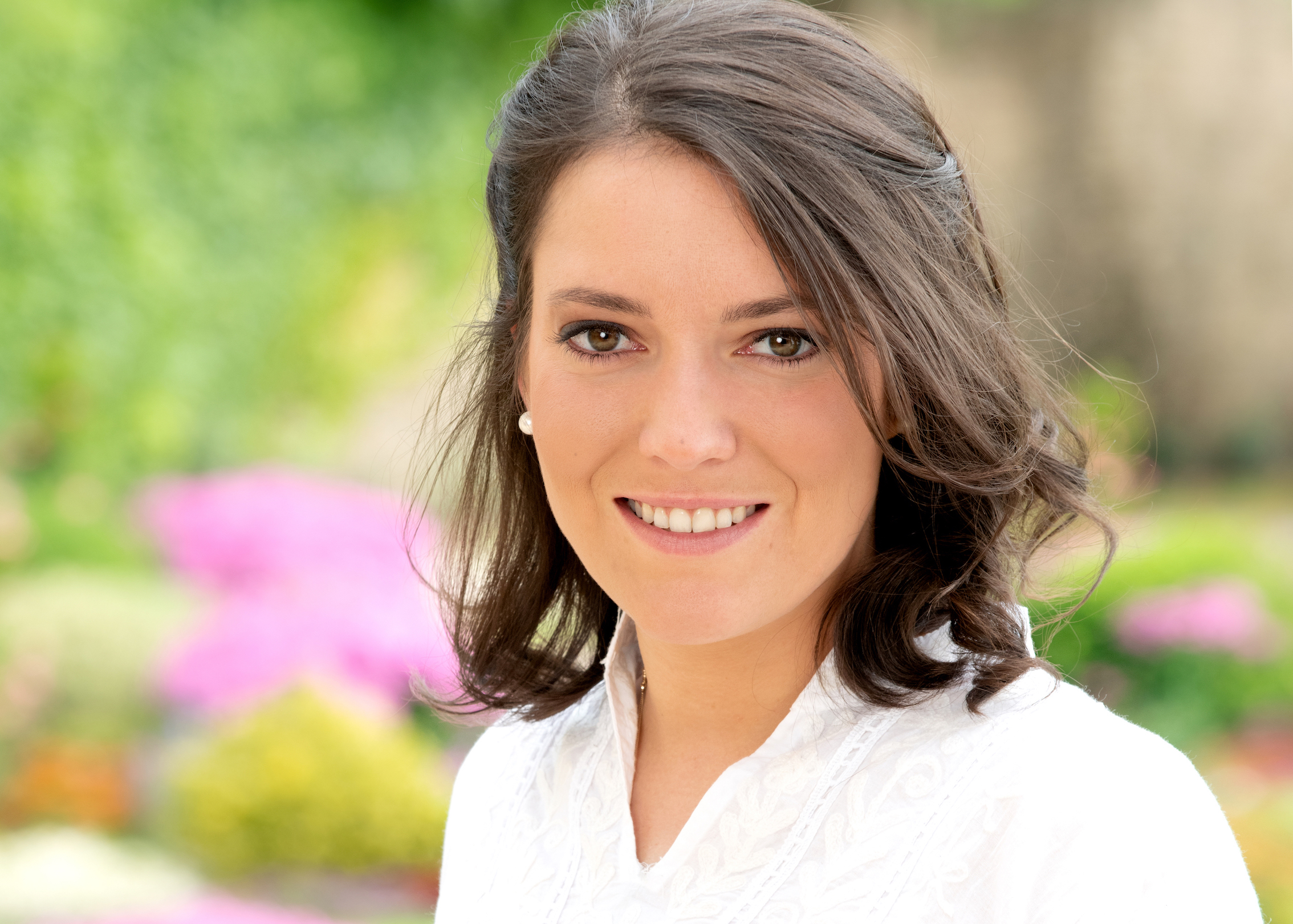 Die süße Luxemburgerin zählt zu den begehrtesten Junggesellinnen der Welt.  ©Cour grand-ducale / Lola Velasco