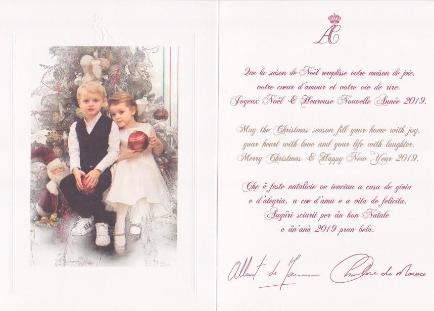 Einfach nur süß! Es lohnt sich, einen Brief an die Fürstenfamilie nach Monaco zu schreiben.  ©ADELSWELT