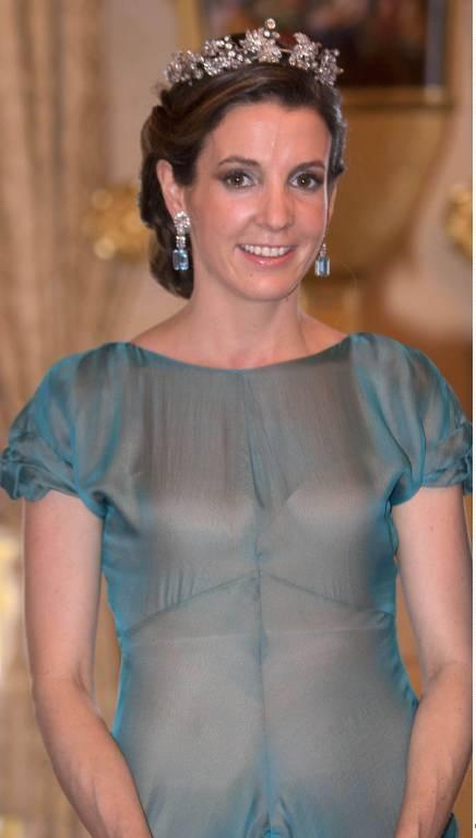 Bis 2017 war Tessy mit Prinz Louis von Luxemburg verheiratet. Sie lebt mit ihren zwei Söhnen in London.  ©imago/PPE