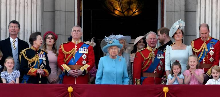 Queen Elizabeth kam auch zur Taufe von Lena Elizabeth. Beim großen Tag von Prinz Louis im vergangenen Jahr fehlte sie jedoch, weil sie zu viele Termine in der Woche hatte.  ©imago/PA Images