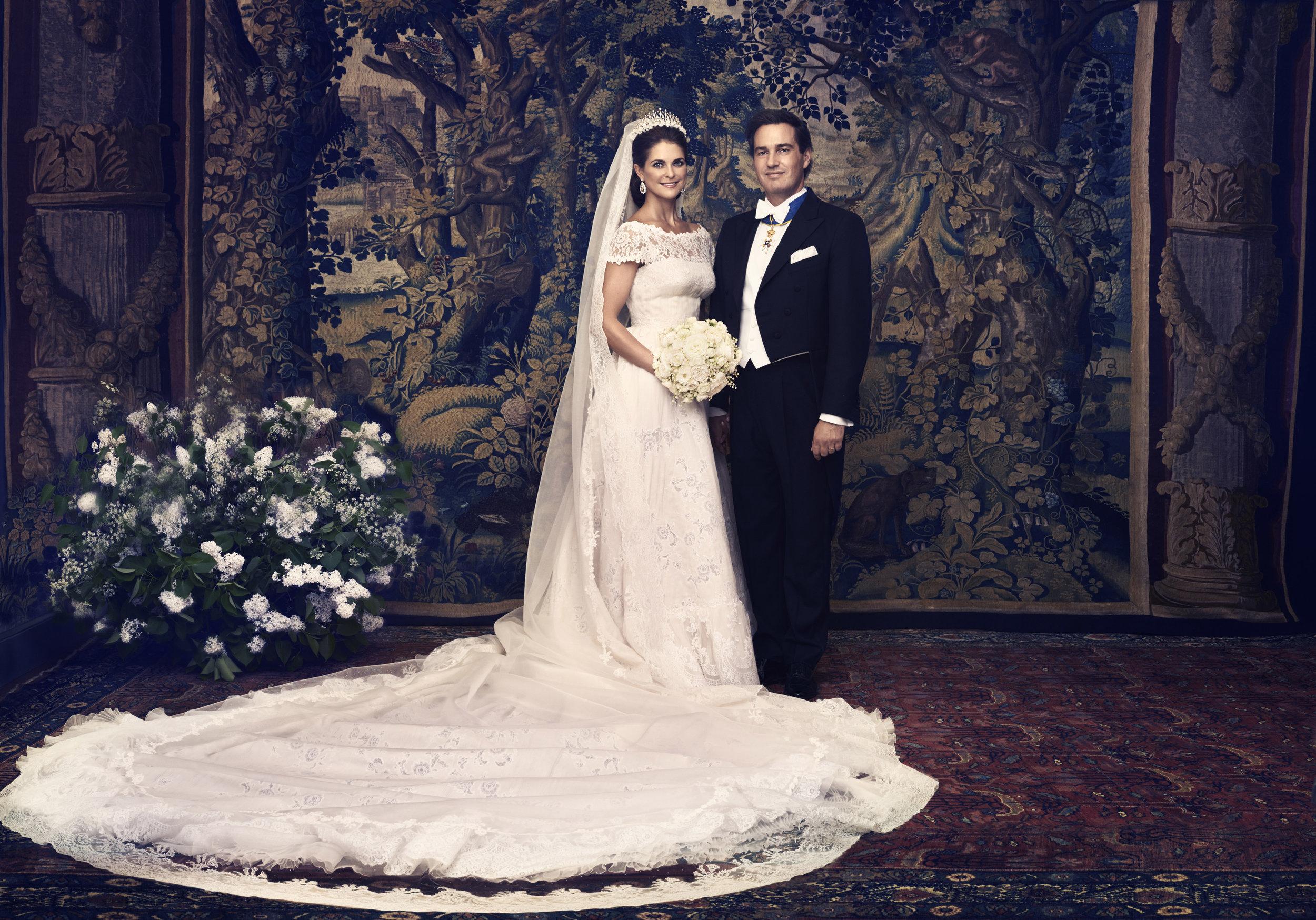 Happy End für Prinzessin Madeleine: In Chris O'Neill hat sie ihren Traumprinzen gefunden.  ©Ewa-Marie Rundquist, The Royal Court