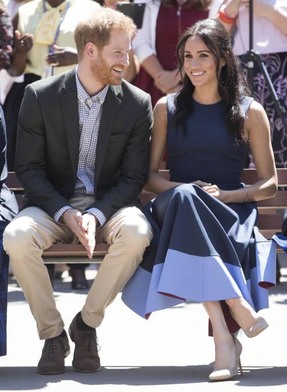 Harry und Meghan werden künftig auf ihrer eigenen Instagram-Seite über ihre Aktivitäten berichten. Zuvor teilten sie einen Account mit der Familie von Prinz William.  ©Imago