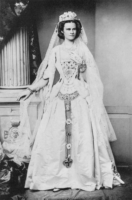 Helene in Bayern galt als perfekte Braut für den Kaiser. Sie kannte sich im Gegensatz zu ihrer Schwester bestens aus mit dem spanischen Hofzeremoniell. ©Public Domain