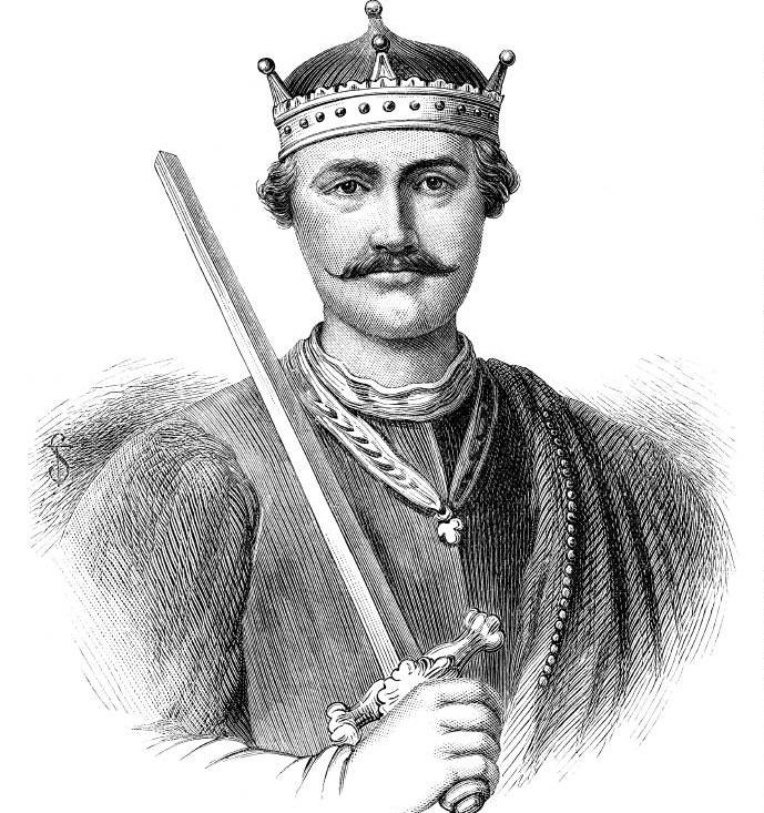 Wilhelm der Eroberer war ebenfalls ein Bastard und wurde der erste normannische König von England.  ©imago images / imagebroker