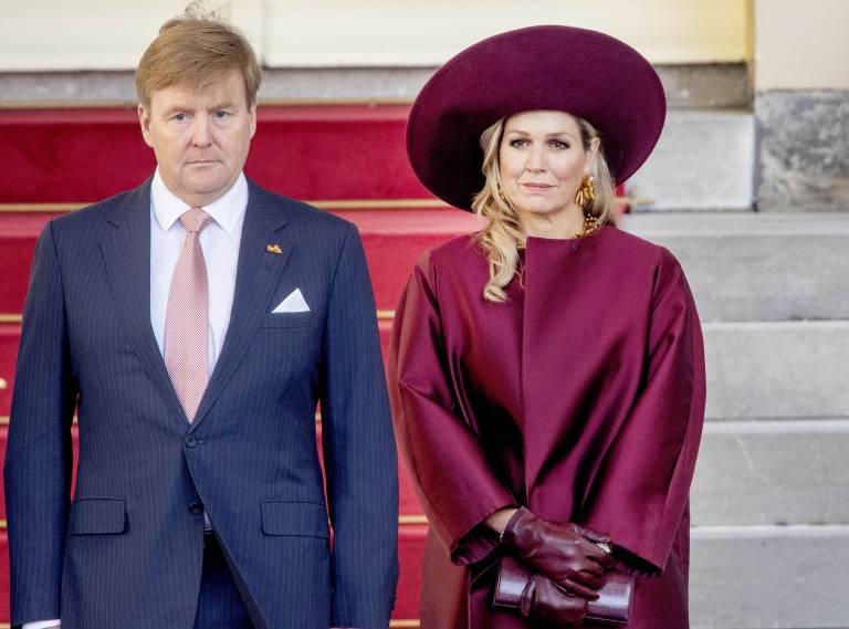 Bitteres Ergebnis für König Willem-Alexander und Königin Maxima. Obwohl sie sich mit allen Kräften für ihr Heimatland einsetzen, sinkt die Beliebtheit für die Monarchie.  ©imago images / PPE
