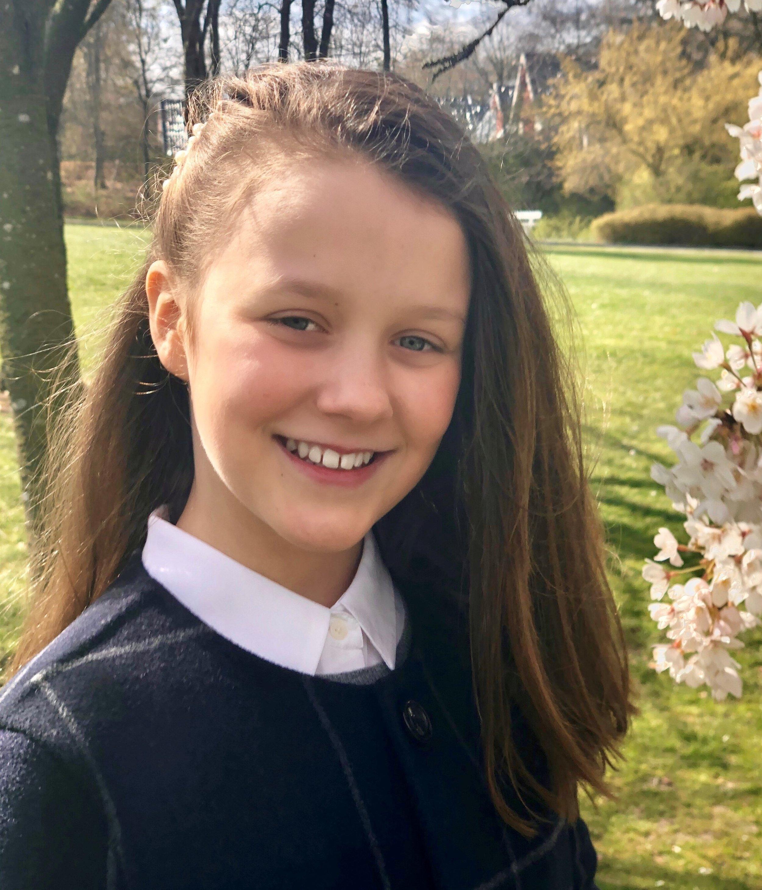 Kronprinzessin Mary hat die Fotos ihrer Tochter selbst geschossen. Hat die gebürtige Australierin sie auch nachbearbeitet?  ©Kronprinzessin Mary