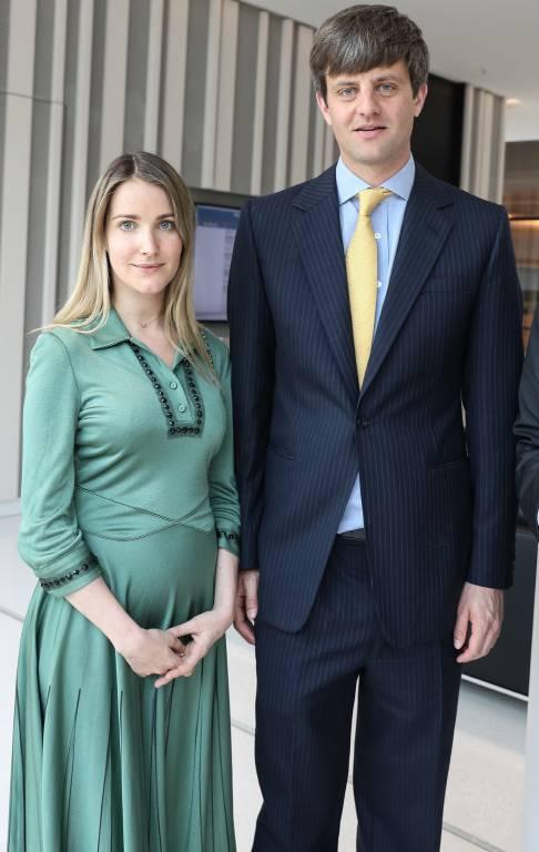 Ernst August von Hannover heiratete die Designerin Ekaterina im Juli 2017. Zwei Kinder krönten bisher ihr Glück.  ©imago images / localpic
