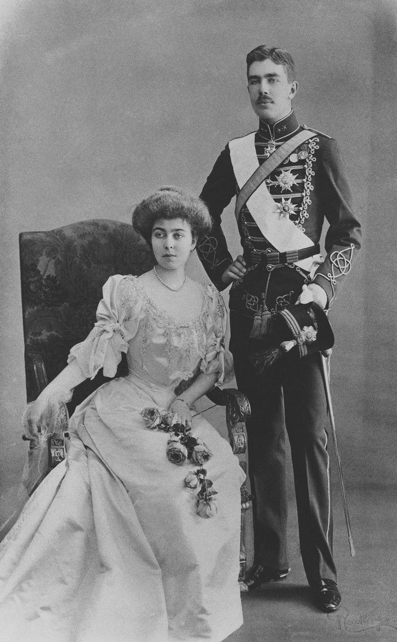 Margaret of Connaught heiratet Gustav VI. Adolf aus Liebe.  ©Gemeinfrei