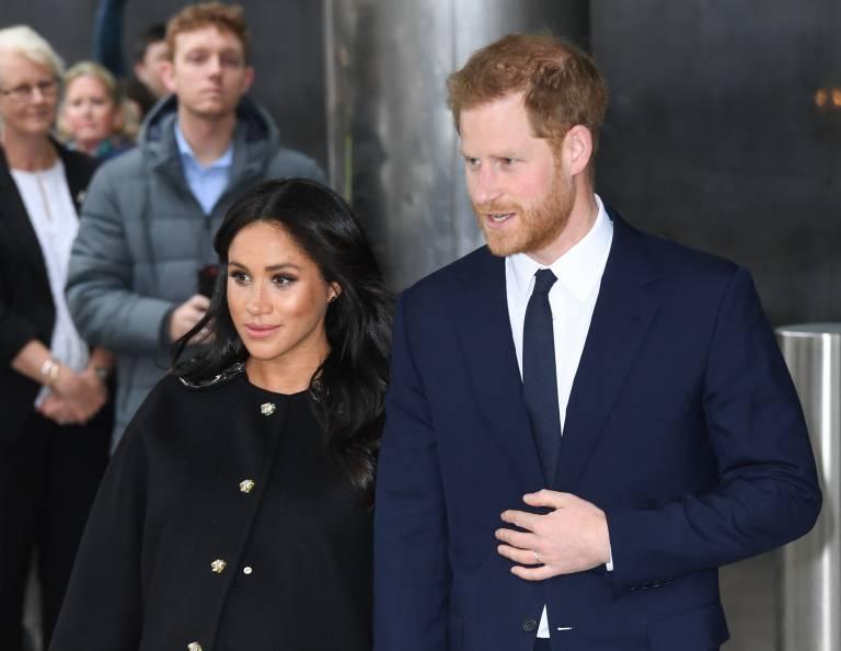 Herzogin Meghan und Prinz Harry werden alles tun, um ihren Sohn Archie vor Anfeindungen zu schützen.  ©imago images / PA Images