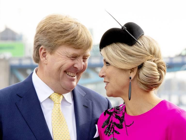 König Willem-Alexander und Königin Maxima reisten nach Sevilla, um an die Anfänge ihrer Liebe zu erinnern.  © imago images / PPE