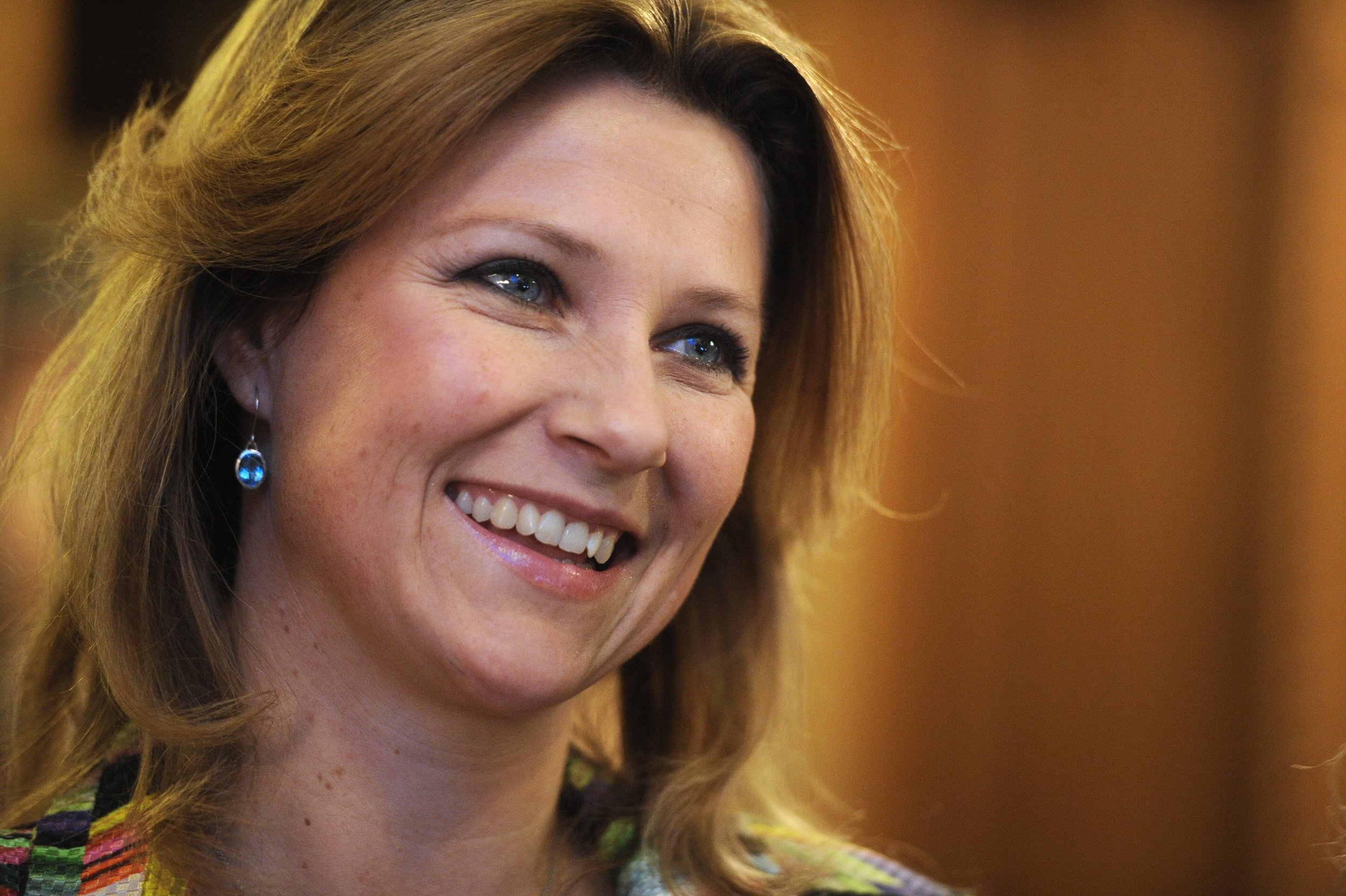 Prinzessin Märtha Louise ist nach ihrer Scheidung wieder über beide Ohren verliebt.  ©imago images / ITAR-TASS