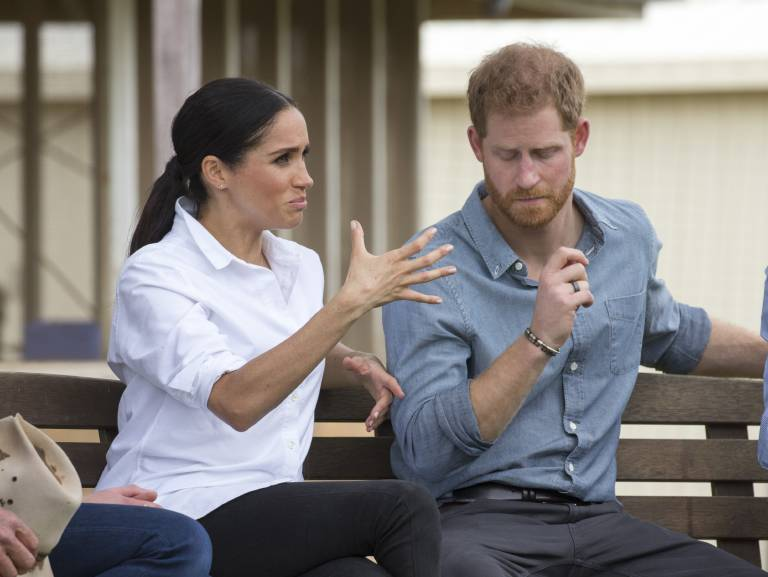 Herzogin Meghan und Prinz Harry wollen ihre Privatsphäre schützen – nur Not auch durch juristische Hilfe. ©imago images / i Images