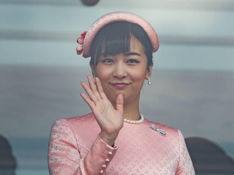 Prinzessin Kako plant eine offizielle Reise nach Ungarn und Österreich.  © imago images / AFLO
