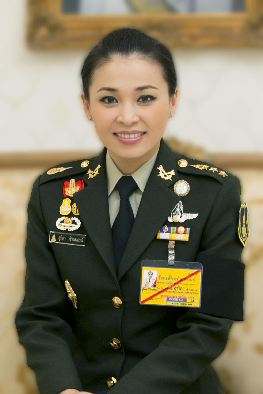 Die Bilder zeigen eine stolze und selbstbewusste Frau.  ©Public Relations Department Thailand