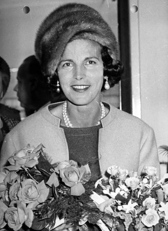 War Prinzessin Lilian von Belgien wirklich so herzlos, dass sie ihrer Tochter die Schuld an der Vergewaltigung gab?  ©imago images / Belga