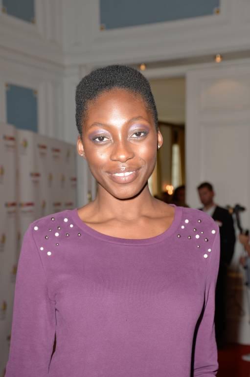 """Toni Dreher-Adenuga hat bei """"Promi Shopping Queen"""" verraten, dass sie eine echte Prinzessin ist.  ©imago images / Spöttel Picture"""