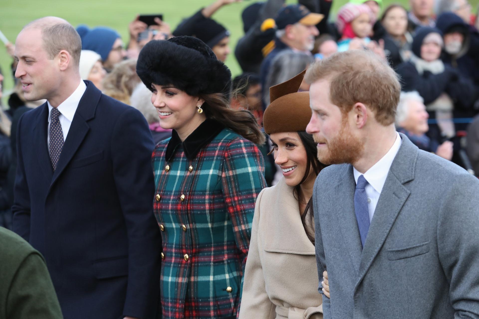 Die neue Generation der britischen Prinzen zieht neue Saiten im Königshaus auf  ©ZDF/Getty Images/Press Association