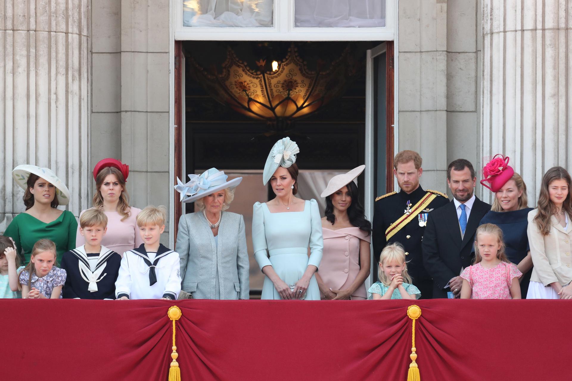 Schön, glamourös, charakterstark: Die Ehefrauen von Charles, William und Harry sind ein Glücksfall für das britische Königshaus. Doch wie harmonisch geht es hinter den royalen Kulissen zu?  © ZDF/chris jackson