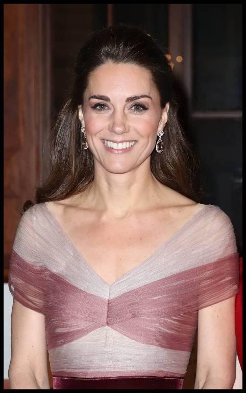Weil Herzogin Kate nicht von blauem Blut ist, darf sie niemals regierende Königin werden.  ©imago images / i Images