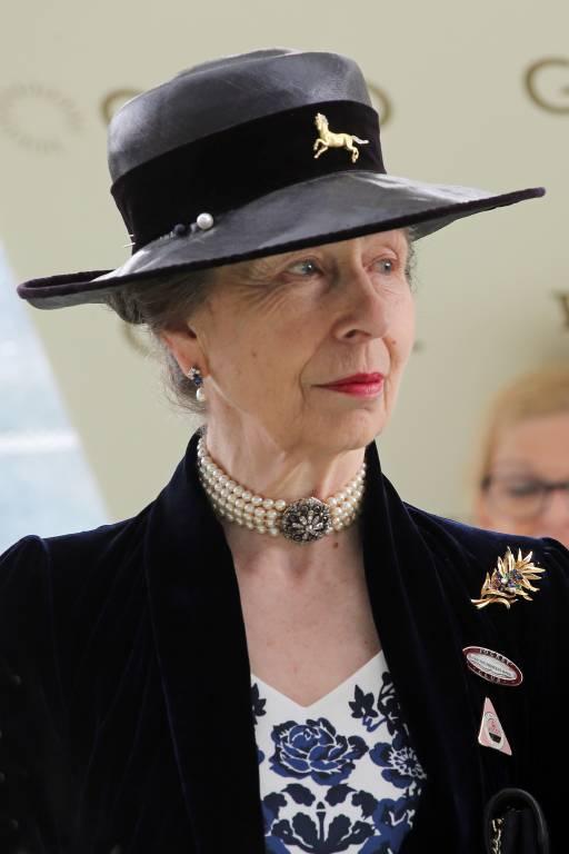 Prinzessin Anne muss den Verlust ihrer Schwiegermutter Barbara Alison Laurence verkraften.  © imago images / Galoppfoto
