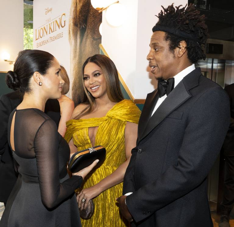 Zwillings-Papa Jay-Z rät dem Paar, sich ab und zu babyfreie Zeit zu gönnen.  © imago images / i Images