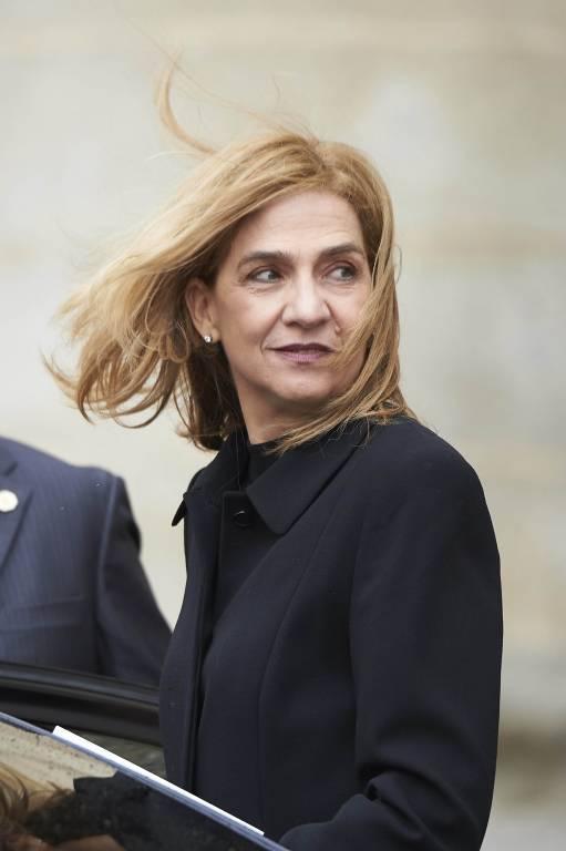 Ob Infanta Cristina wirklich an Depressionen leidet, kann nicht mit Sicherheit gesagt werden. Zuletzt machte die Tochter von Juan Carlos und Sofia aber einen guten Eindruck.  © imago images / PPE