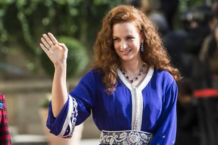 Nach dem Verschwinden von Lalla Salma machten sich viele Menschen große Sorgen. Doch der Prinzessin geht es offenbar gut.  ©imago images / Belga