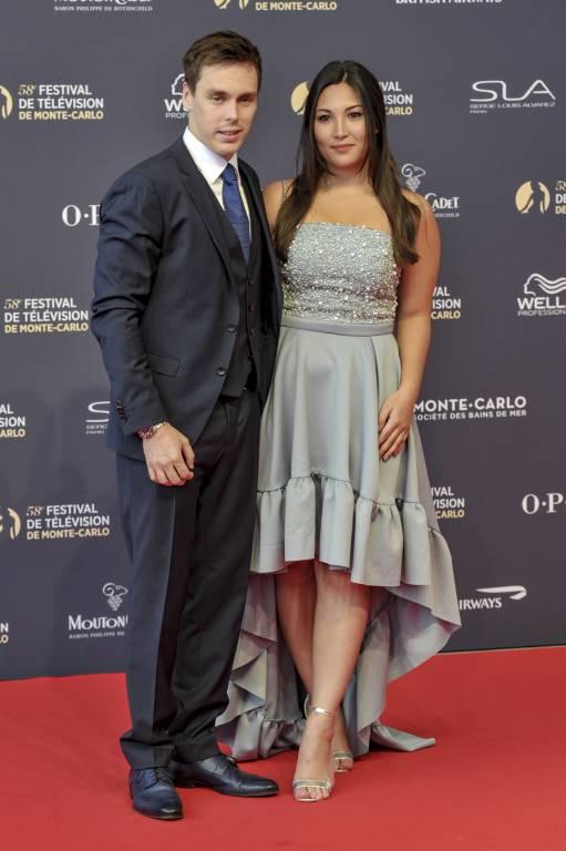 Sie haben ja gesagt! Louis Ducruet und Marie Hoa Chevallier haben am Wochenende in Monaco geheiratet.  ©imago images / PanoramiC