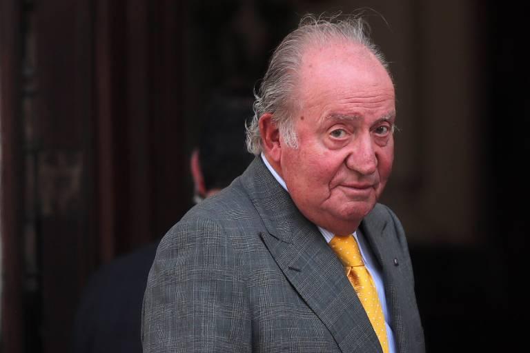 Juan Carlos von Spanien wurden am Samstag drei Bypässe gelegt. Zwar ist der ehemalige König noch etwas geschwächt, aber auf dem Weg der Besserung.  © imago images / Agencia EFE