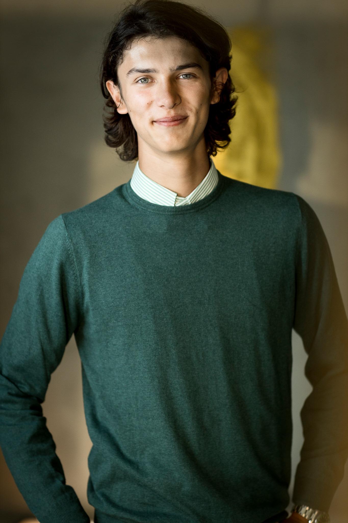 Zu seinem 20. Geburtstag veröffentlichte der Palast dieses neue Porträt des Dänen.  © Steen Brogaard, Det danske kongehus?