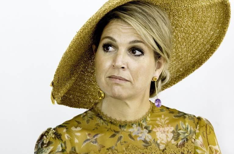 Königin Maxima ist in Sachen Finanzen eigentlich Expertin. Dass ihr ein Fehler unterlaufen sein soll, kann man sich kaum vorstellen.  © imago images / PPE
