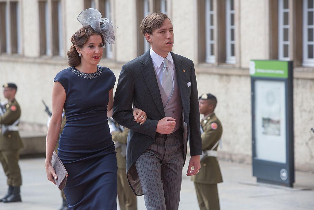 Nach der Scheidung von Prinz Louis hat die Luxemburgerin ihren Prinzessinnen-Titel aufgegeben. Nun nennt sie sich Tessy de Nassau.  © Getty Images
