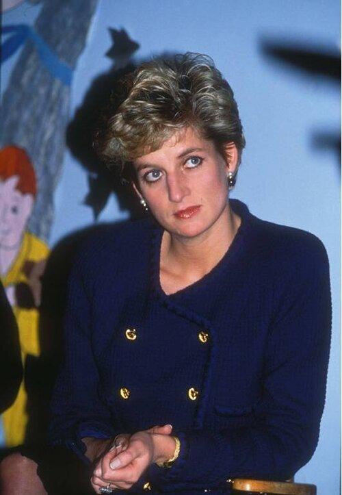 Prinzessin Diana wollte ihr leben lang nur eins: wirklich geliebt werden.    © imago images / ZUMA Press