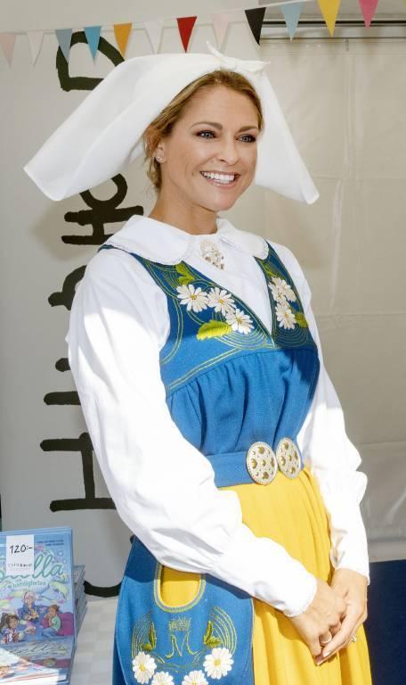 """Prinzessin Madeleine setzt sich mit der Organisation """"Childhood"""" gegen die Ausbeutung von Kindern ein. © imago images / PPE"""