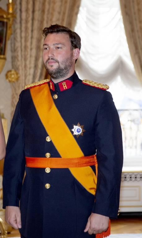 Prinz Sébastien  © imago images / PPE
