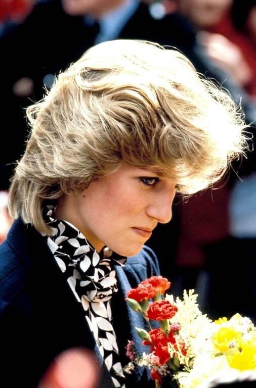 Prinzessin Diana fühlte sich als Enttäuschung für ihre Eltern.  © imago images / ZUMA Press