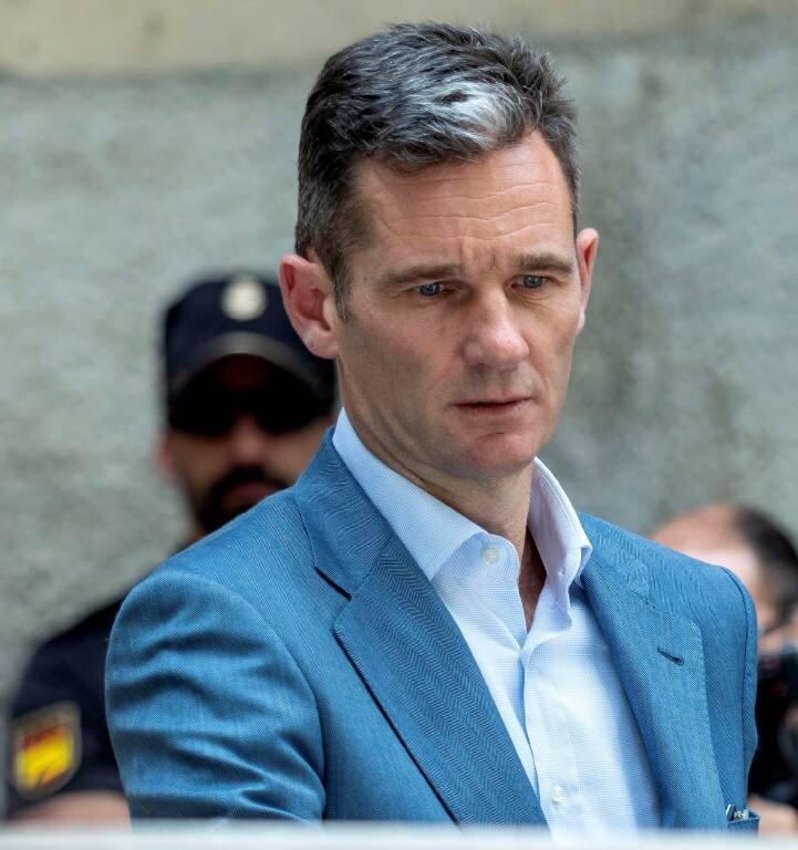 Iñaki Urdangarin ist jetzt nur noch Teilzeit-Knacki. Der Schwager von König Felipe darf das Gefängnis für Freigänge verlassen.  ©imago images / Agencia EFE