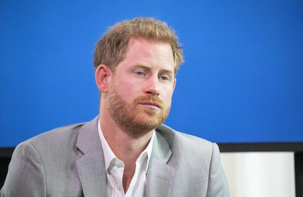 Prinz Harry will seine Frau und seinen Sohn mit aller Macht beschützen. Deswegen möchte er nicht, dass Rassisten eine öffentliche Plattform gegeben wird.  © imago images / PPE
