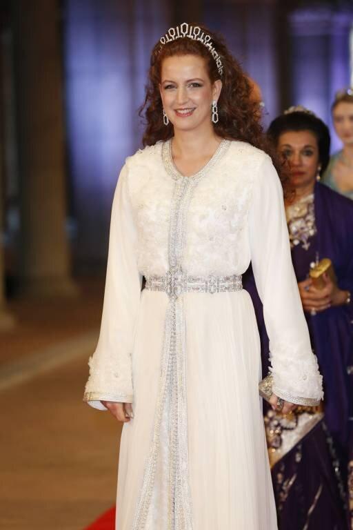 Warum die Ehe von Lalla Salma und König Mohammed endete, ist bisher ungewiss.  © imago images / Reporters