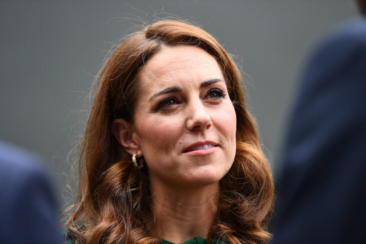 Herzogin Kate hat zu ihrem Bruder James Middleton ein enges Verhältnis.  © picture alliance / empics